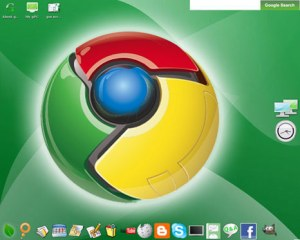 Google Luncurkan Sistem Operasi Chrome